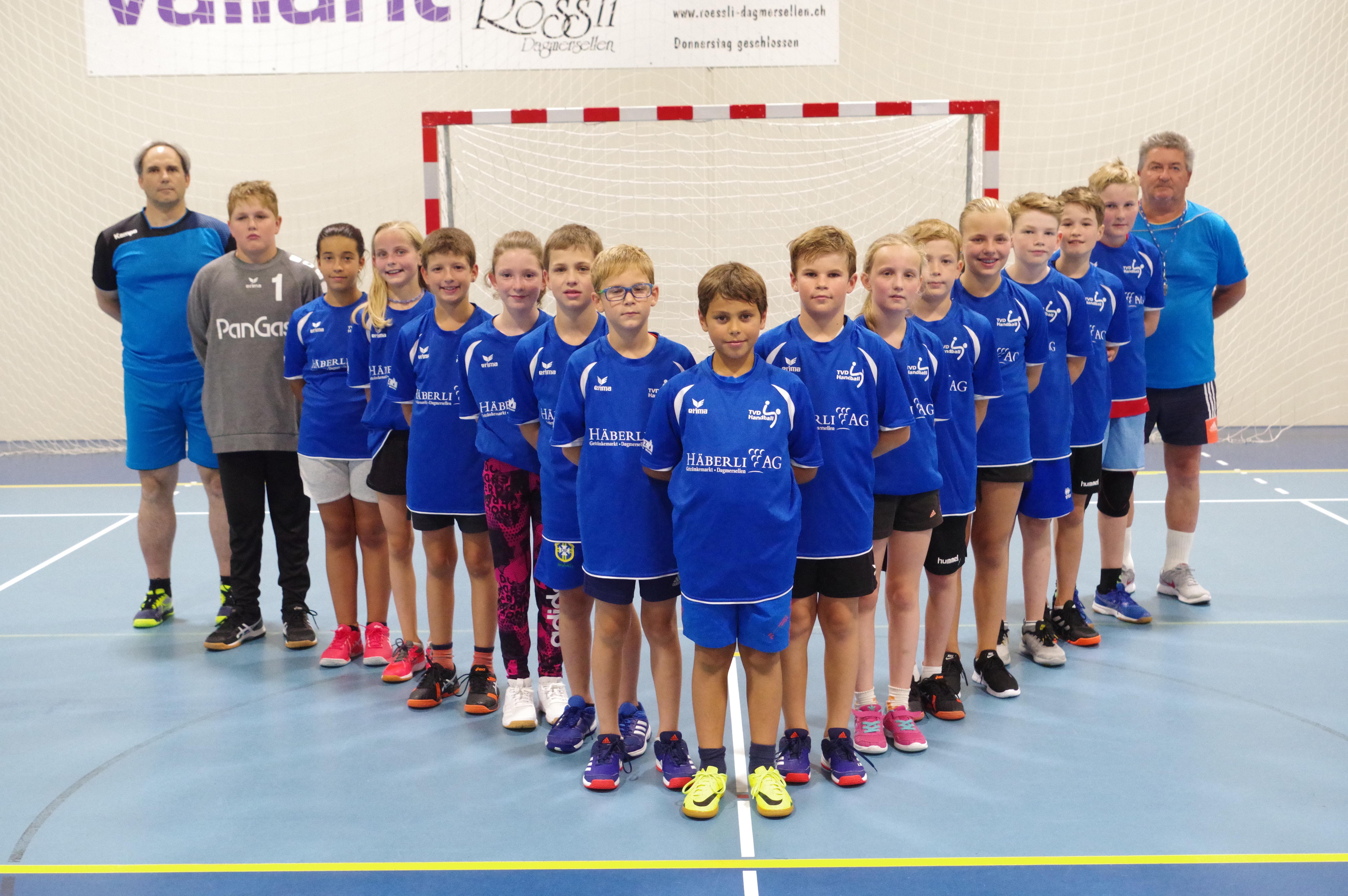 U13: Tolle Resultate am Turnier in Olten