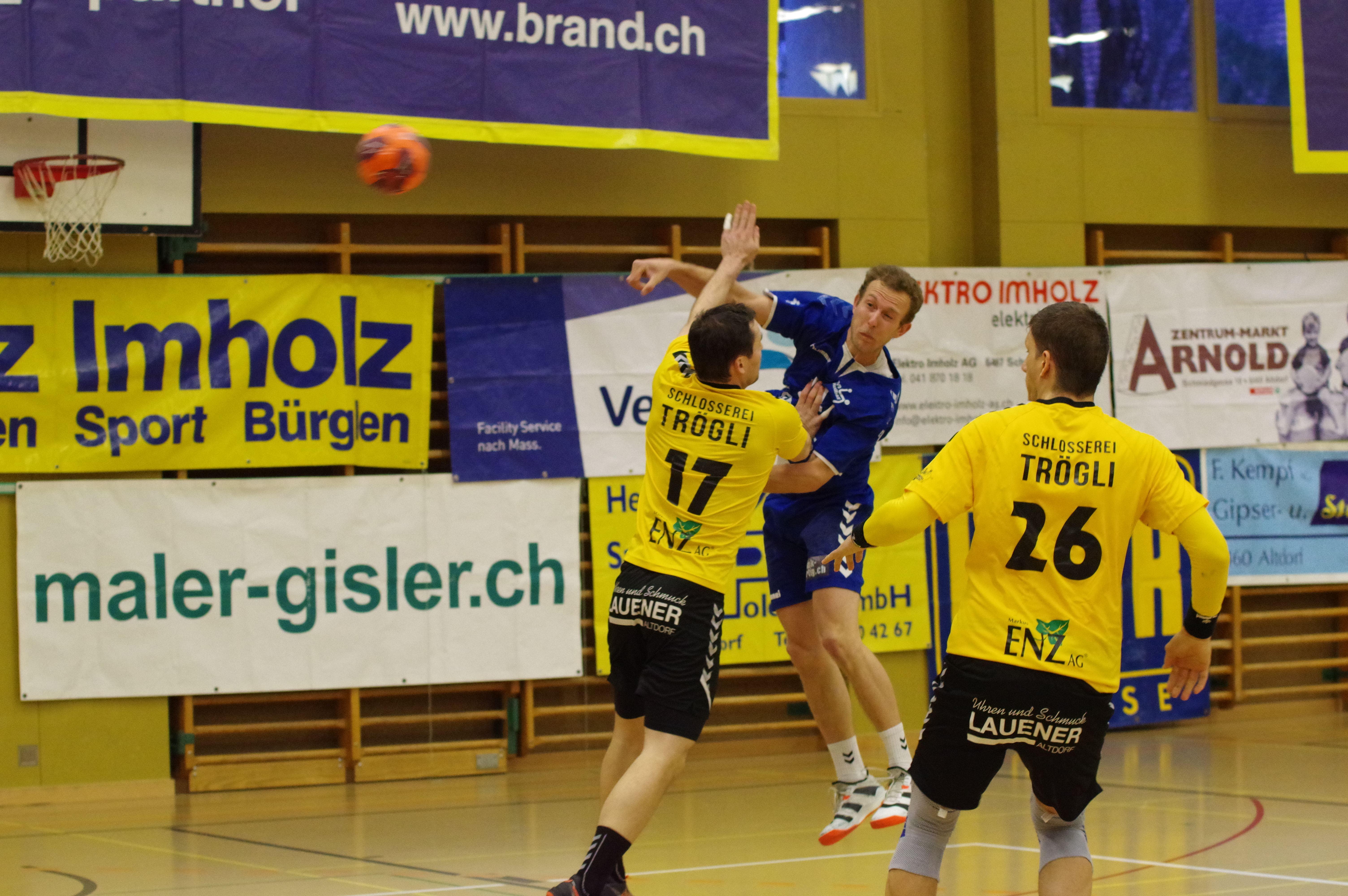 Grandioser Sieg in Altdorf