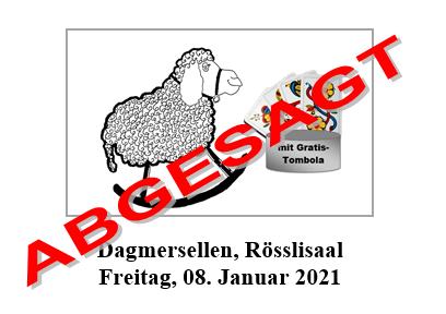 Hürntaler Schafjass 2021 findet nicht statt
