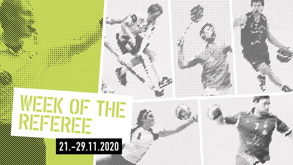 «Week of the Referee»: Wir sagen Danke!