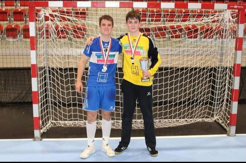 Zwei Dagmerseller Junioren werden mit der SG Pilatus U17-Schweizermeister